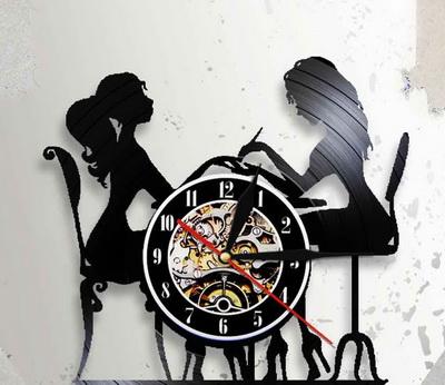 часы маникюр